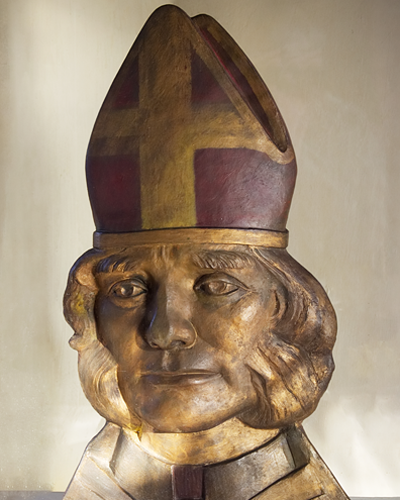 bishop colenso statue