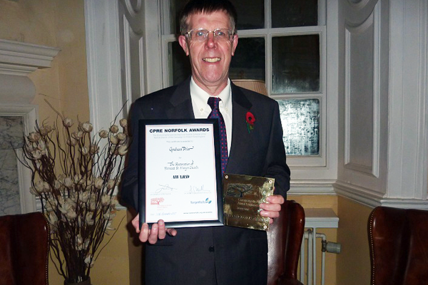 graham prior with award