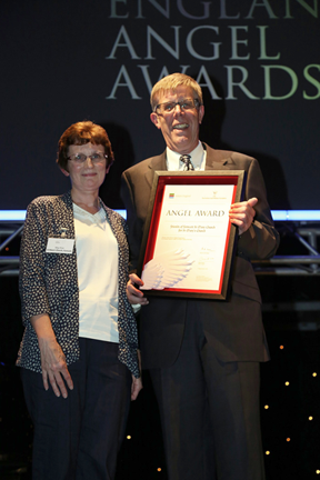 graham and may prior angel award