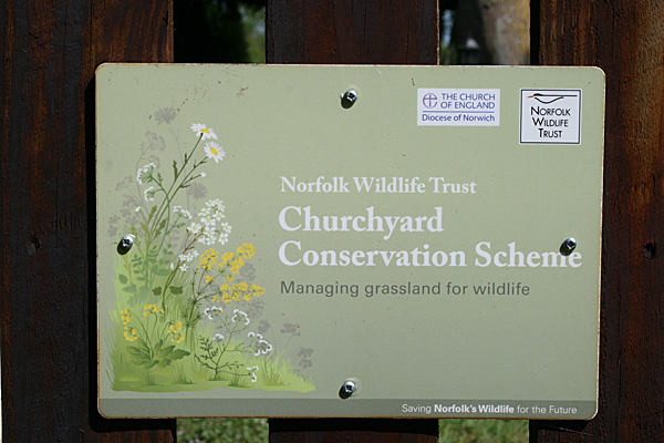 conservation notice